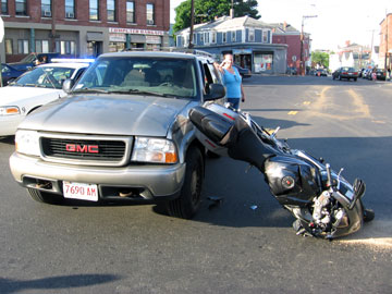 Car Accident In Melville Ny